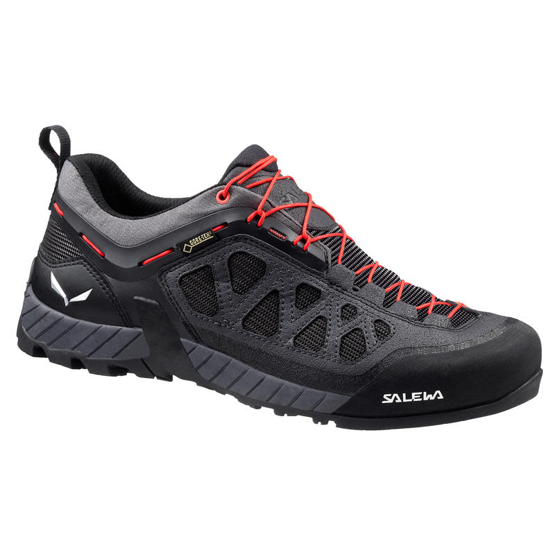 Firetail 3 GTX Approach Shoes Blackout/Papavero