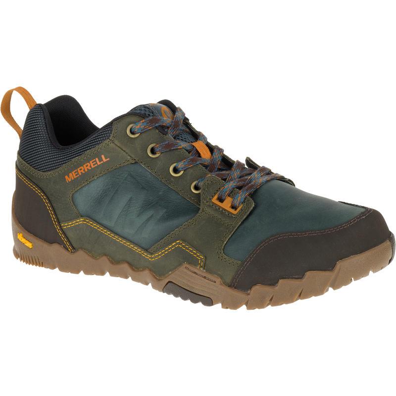 Chaussures de randonnée légère Annex Metro Olive cendré