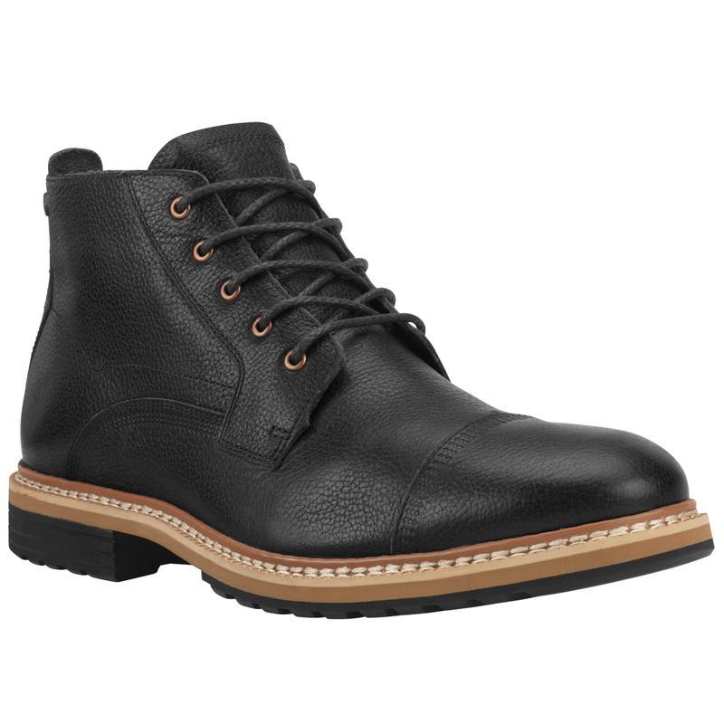 Chaussures chukka imperméables West Haven Noir lisse
