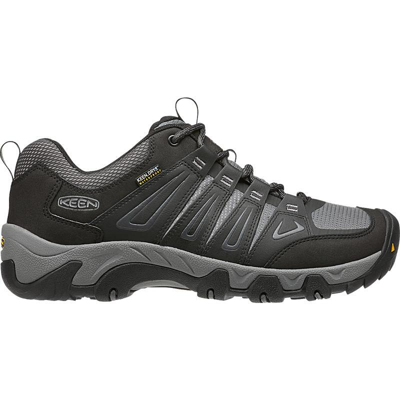 Chaussures de randonnée légère Oakridge WP Aimant/Gargouille