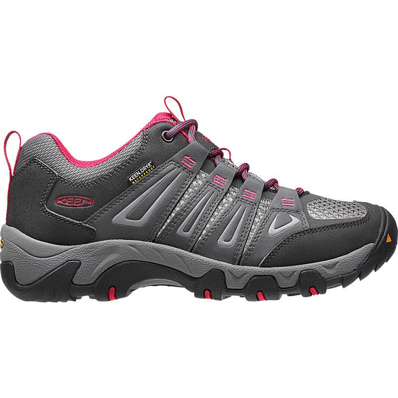 Chaussures de randonnée légère Oakridge WP Aimant/Rose
