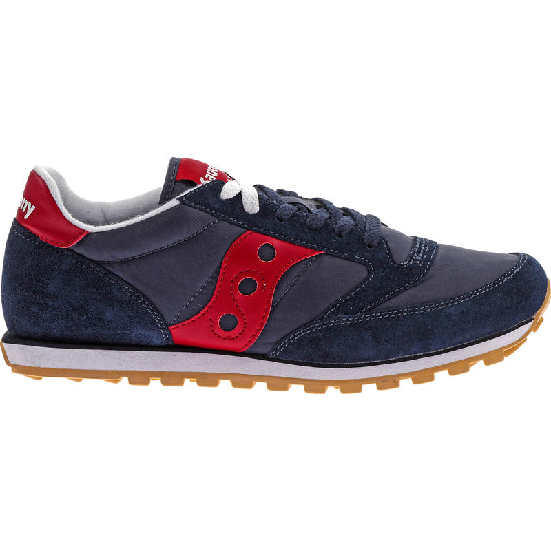 Chaussures Jazz Low Pro Marine/Rouge