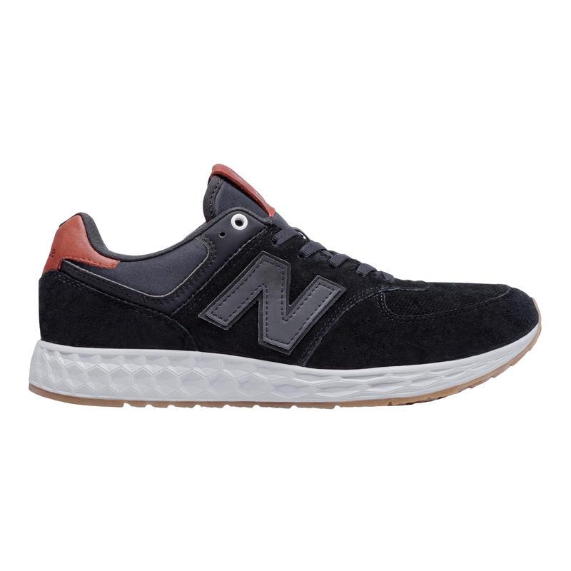 Chaussures 574 Noir/Brun