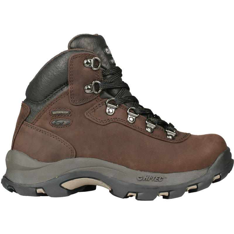 Altitude IV Jr. Approach Boots Dark Chocolate