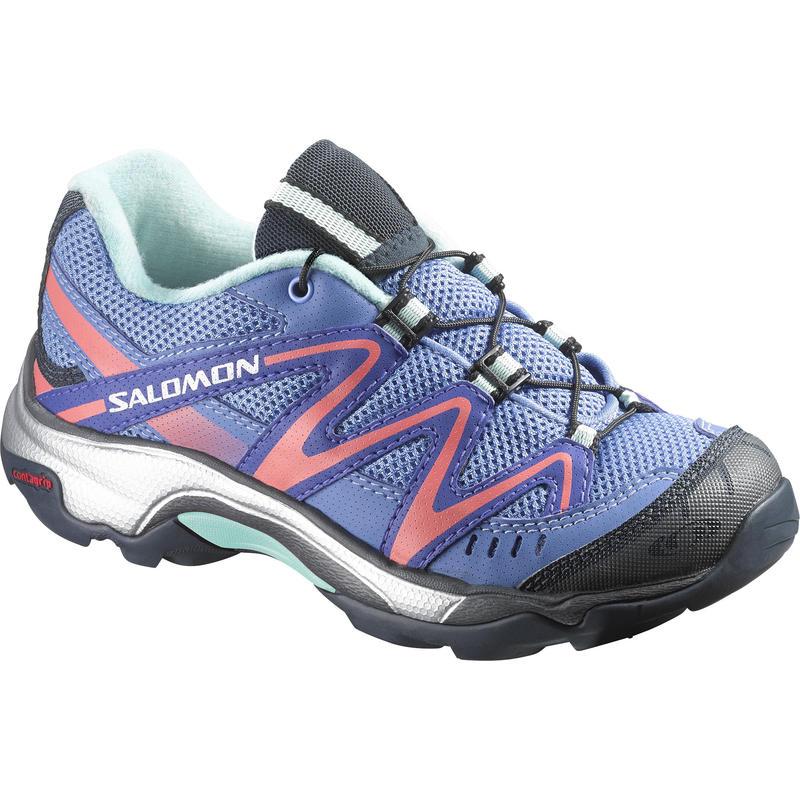 Chaussures XT Wings Petunia Blue/Spectrum Blue/Melon Bloom