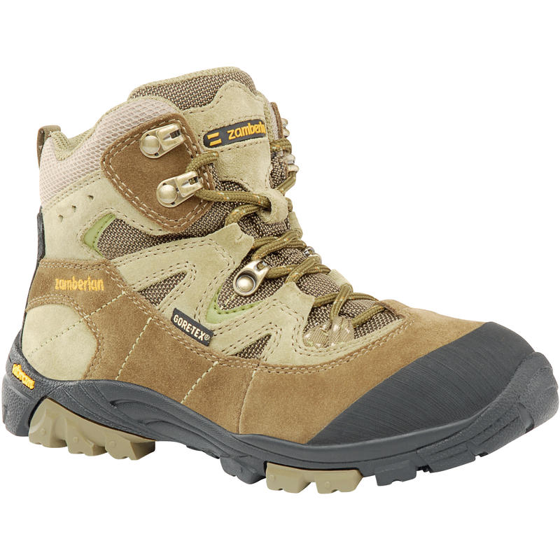 Solar GT Approach Boots Olive/Forest
