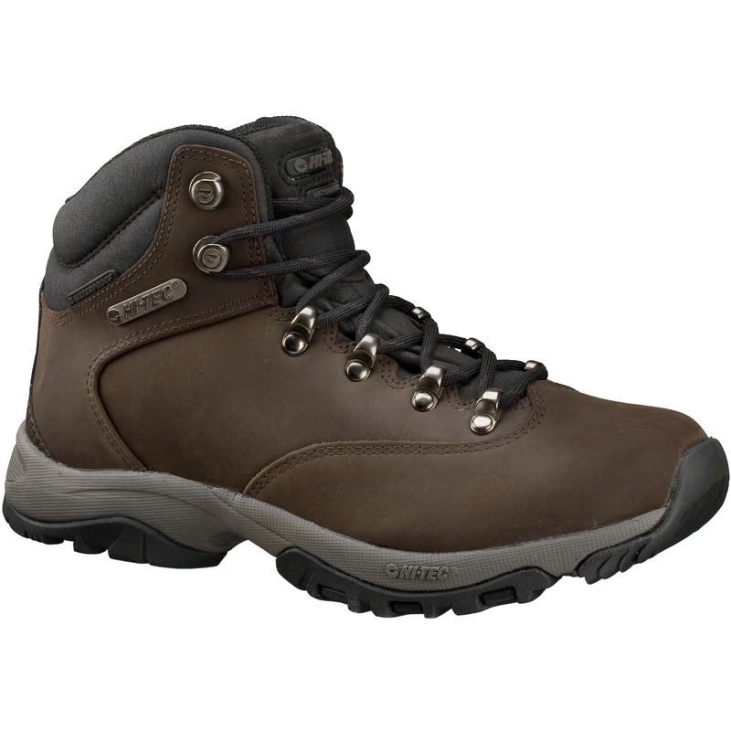 Altitude Glide WP Hiking Boots Dark Chocolate