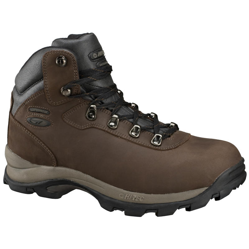 Altitude IV WP Hiking Boots Dark Chocolate