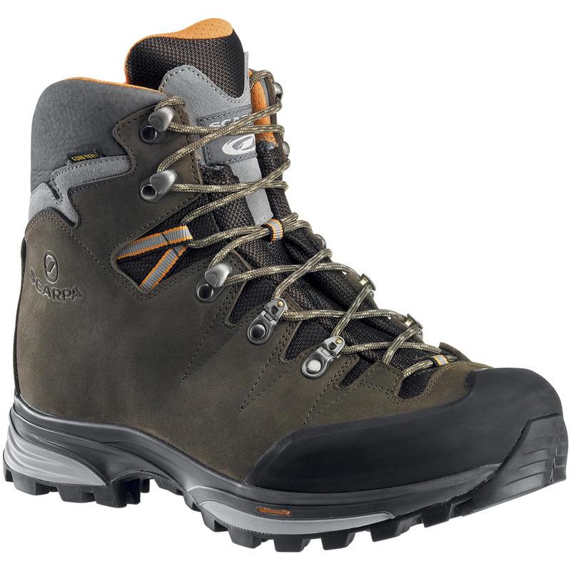 Zanskar GTX Backpacking Boots Dark Brown