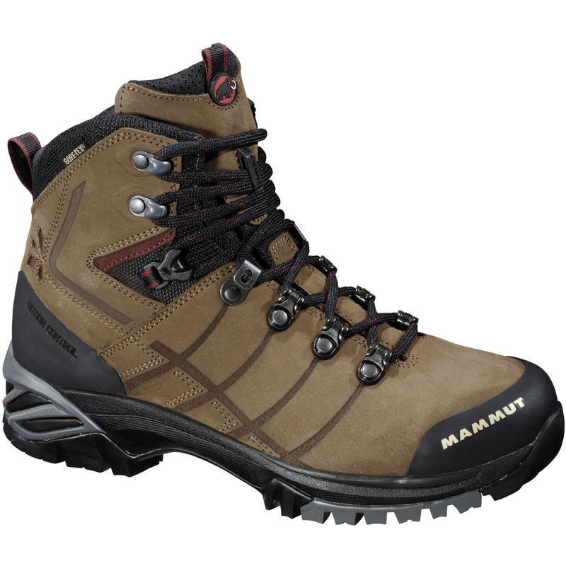 White Rose GTX Backpacking Boots Brown