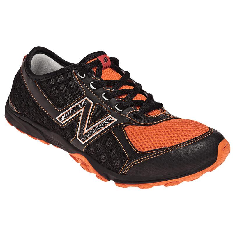 Chaussures KT20V1 Noir/Orange
