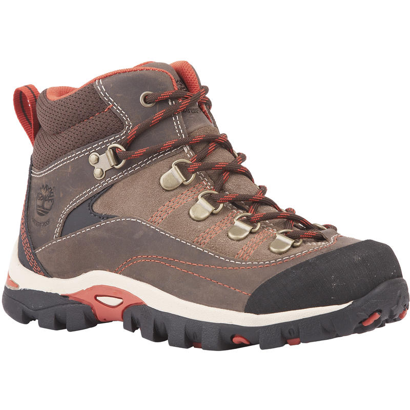 Hypertrail Waterproof Mid Shoes Brown/Rust