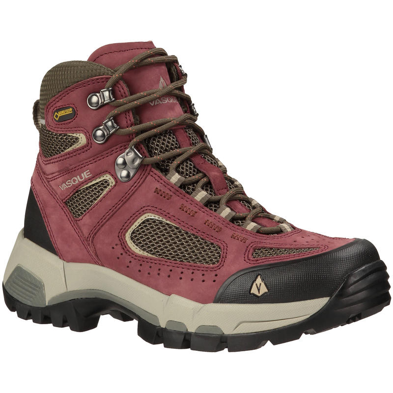 Breeze 2.0 GTX Day Hiking Boots Red Mahogany/Black Olive