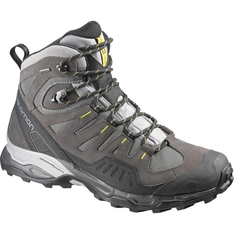 Conquest GTX Day Hiking Boots Pewter/Ray