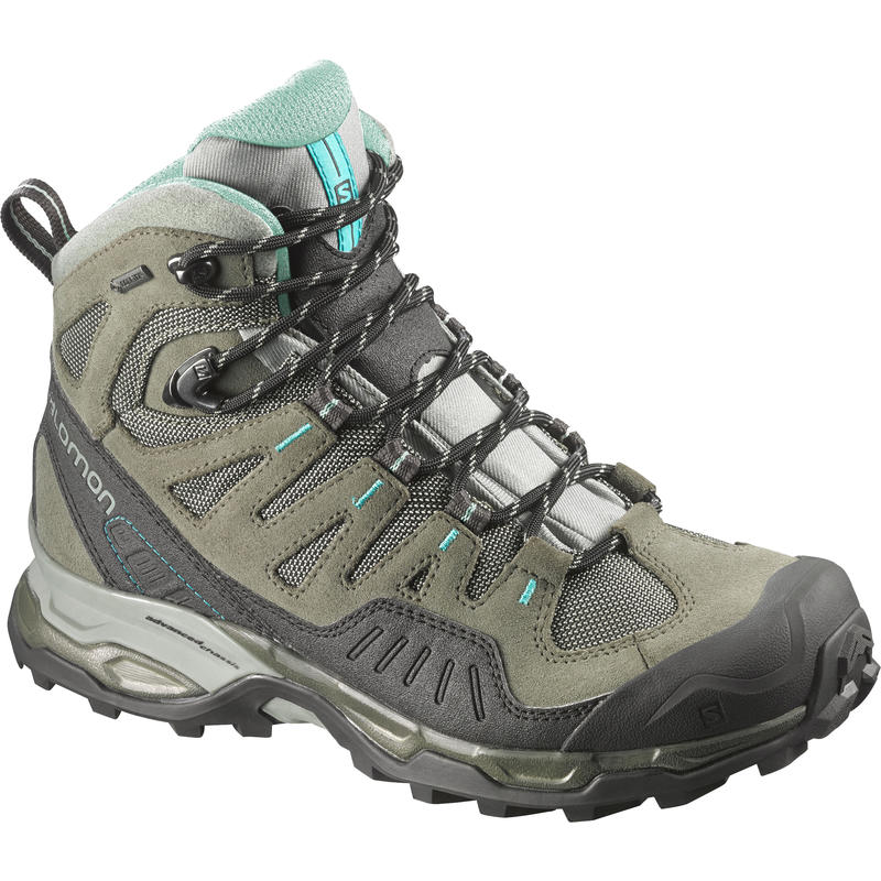 Conquest GTX Day Hiking Boots Verdigrey/Tempest