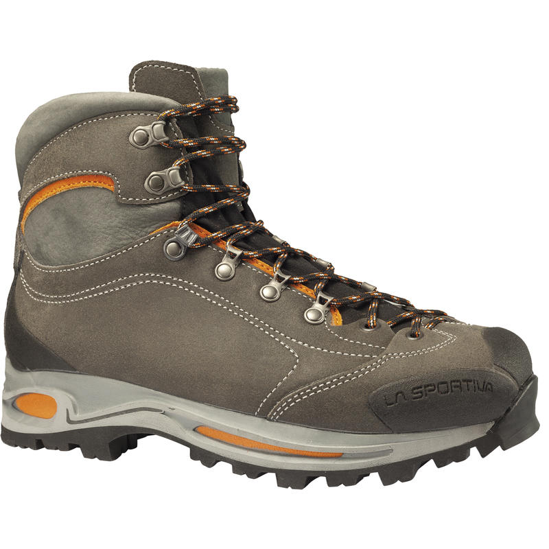 Omega GTX Backpacking Boots Grey/Rust