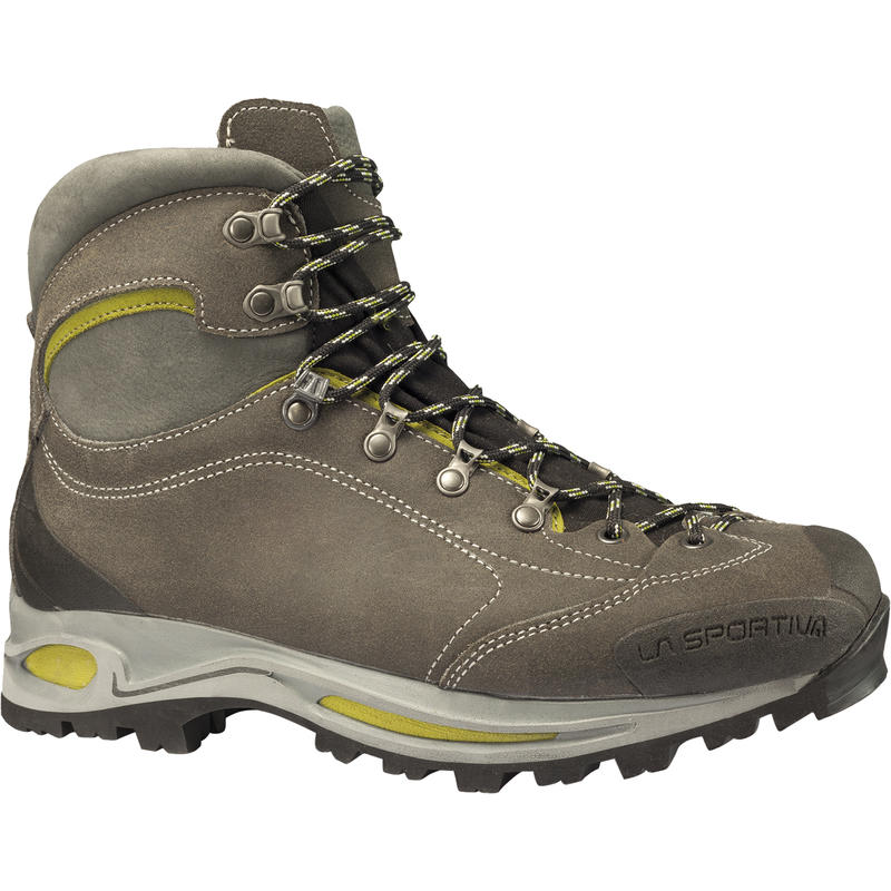 Omega GTX Backpacking Boots Grey/Lime
