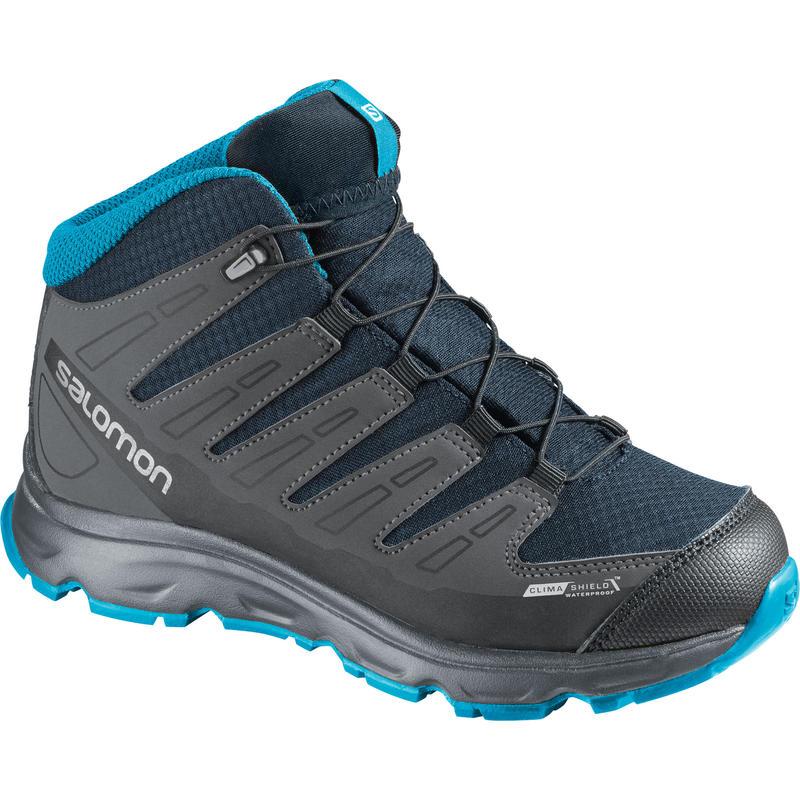 Chaussures de randonnée Synapse Mid CSWP Bleu sombre