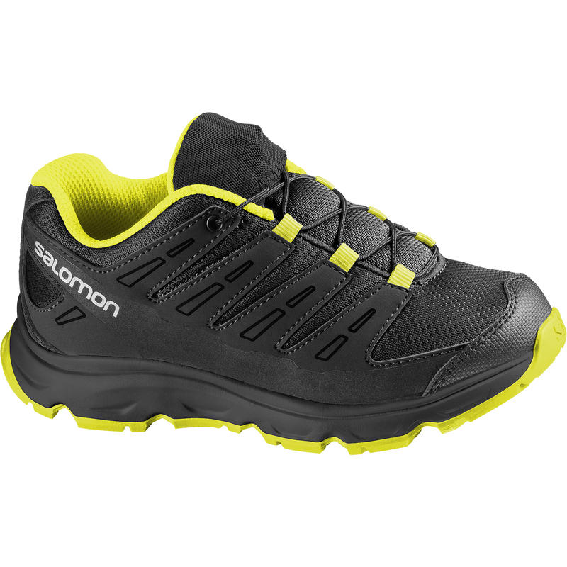 Synapse Shoes Black/Mimosa Yellow