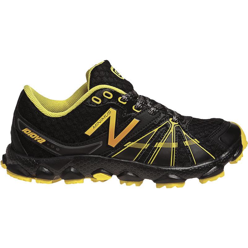 K1010v2 Shoes Black/Yellow