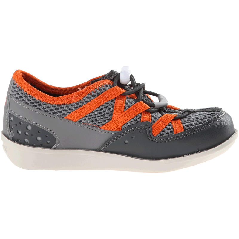 Zuuk Sport Jr Shoes Charcoal/Tangelo