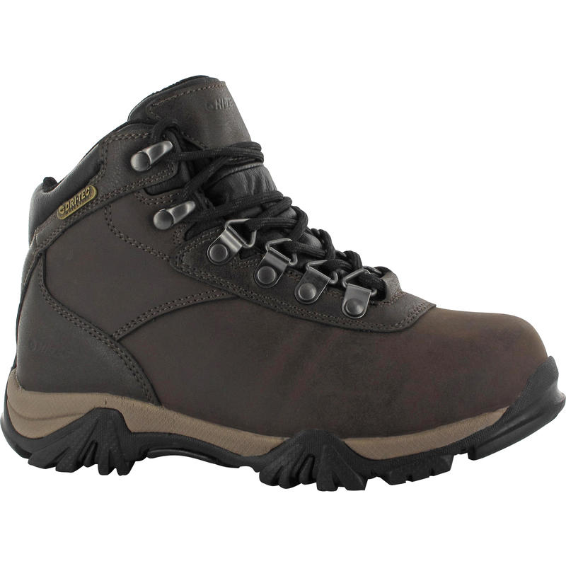 Altitude V WP Jr Boots Dark Chocolate