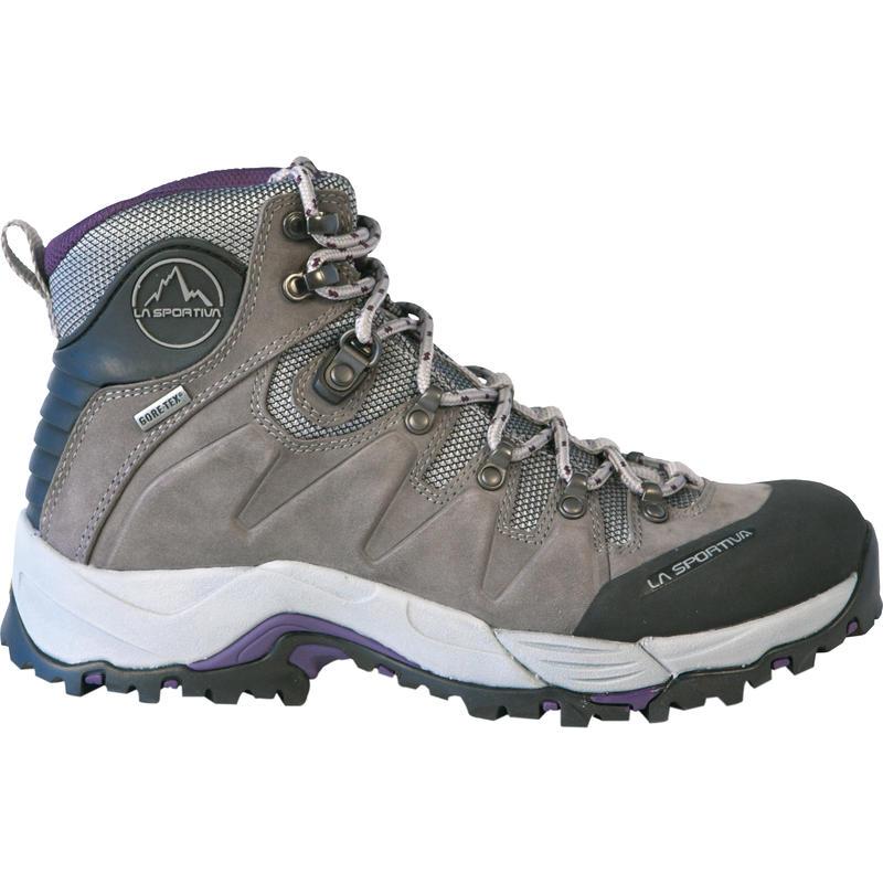 Thunder III GTX Day Hiking Boots Grey/Purple