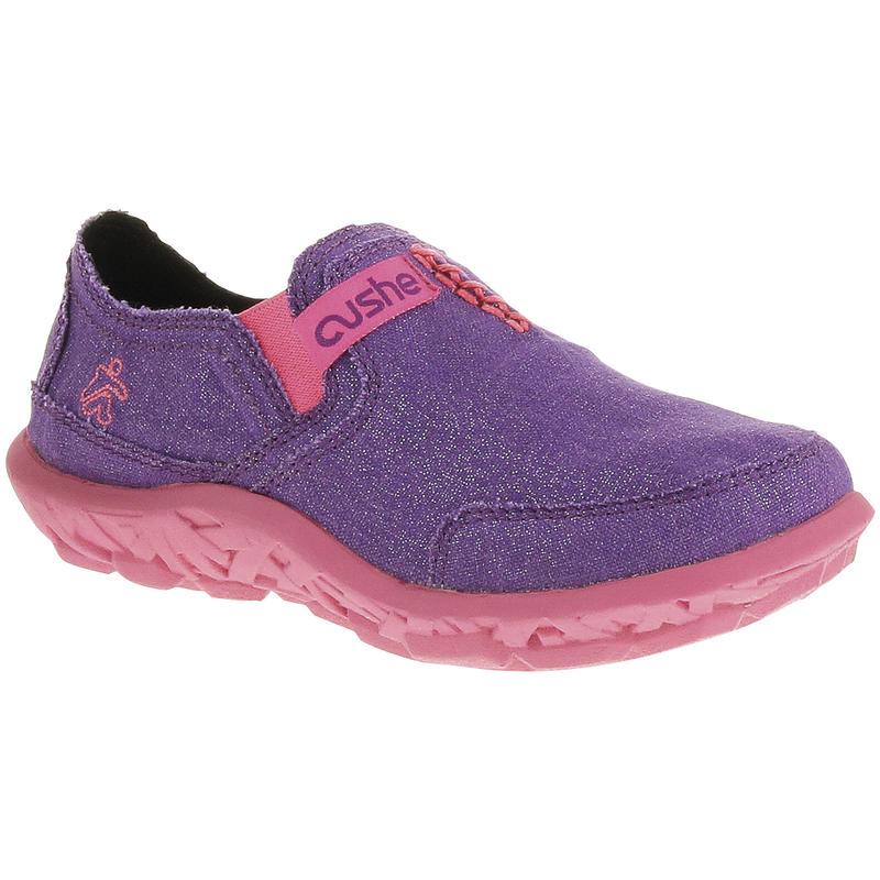 Chaussures Cushe pour enfants Pourpre/Rose métallique