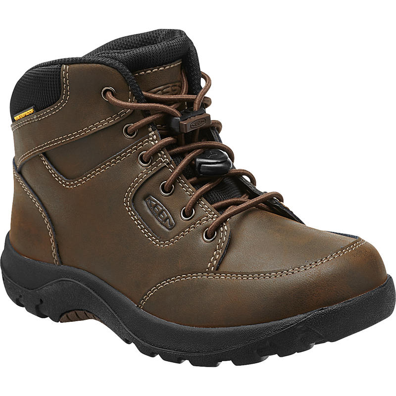 Garrison WP Kids Boots Cascade Brown