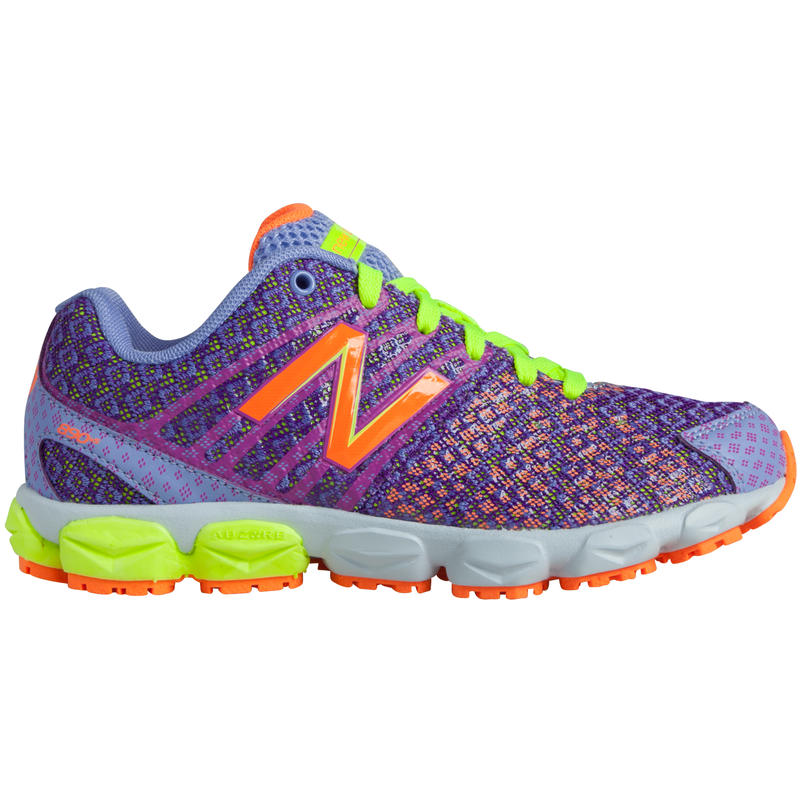 890v5 Running Shoes Ice Violet/Bold Citrus