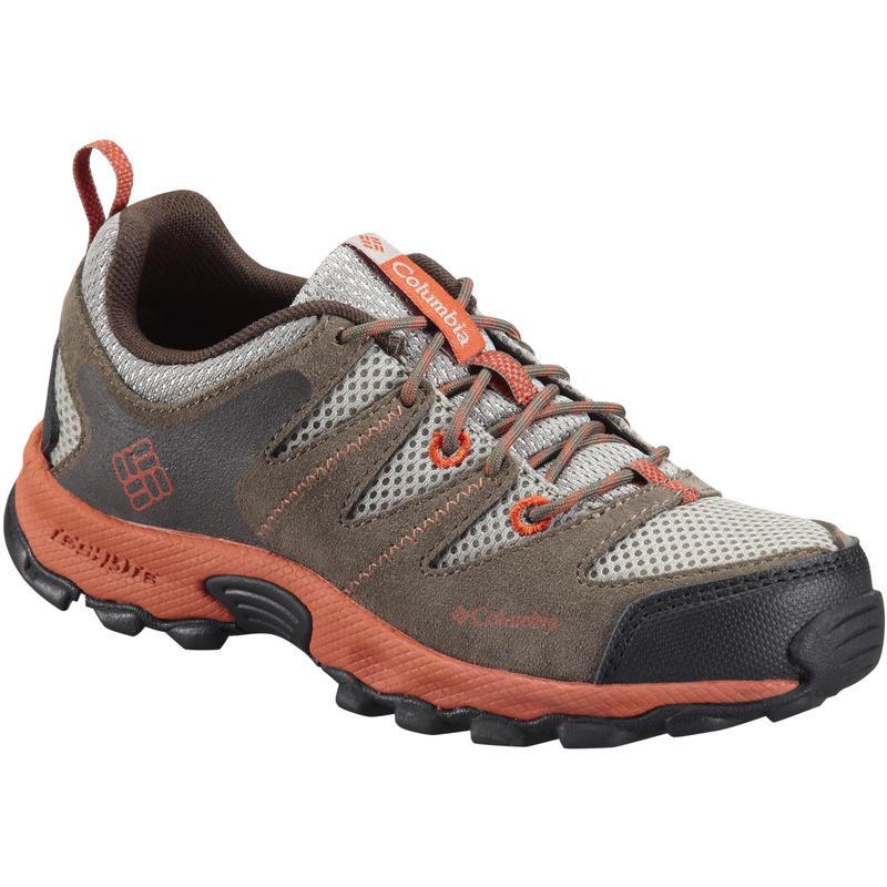 Chaussures Peakfreak XCRSN pour enfants Boue/Orange arrière-pays