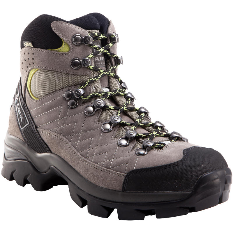 Kailash GTX Day Hiking Boots Taupe/Acid