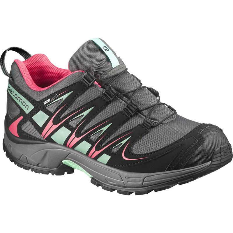 XA Pro 3D CSWP Shoes Autobahn/Hot Pink