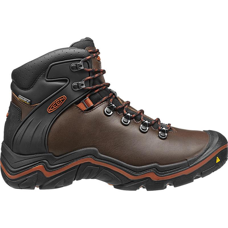 Liberty Ridge Hiking Boots Bison/Gingerbread