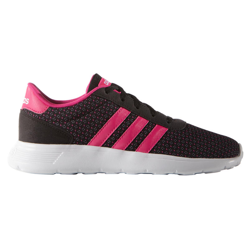 Chaussures Lite Racer Noir noyau/Rose choc