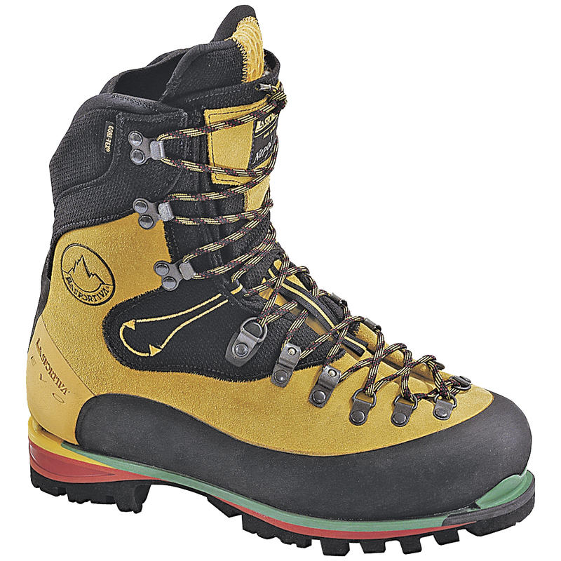 Nepal Evo Gore-Tex Mountaineering Boots Yellow