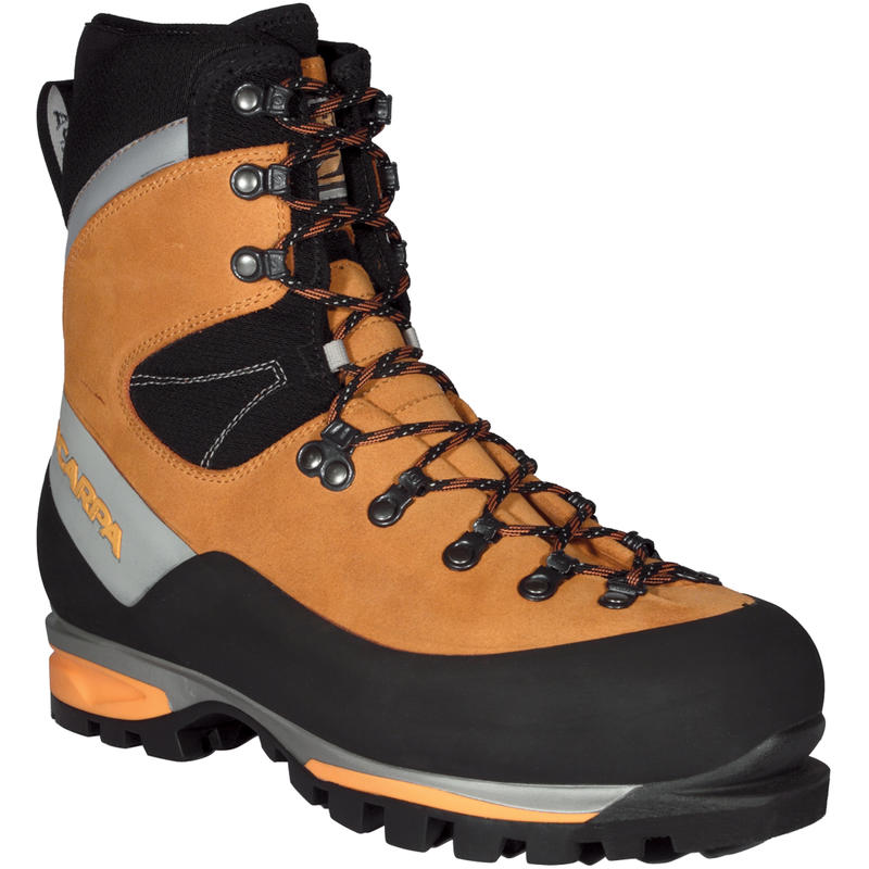 Mont Blanc GTX Mountaineering Boots Mango