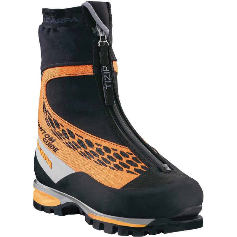 Phantom Guide Mountaineering Boots Orange