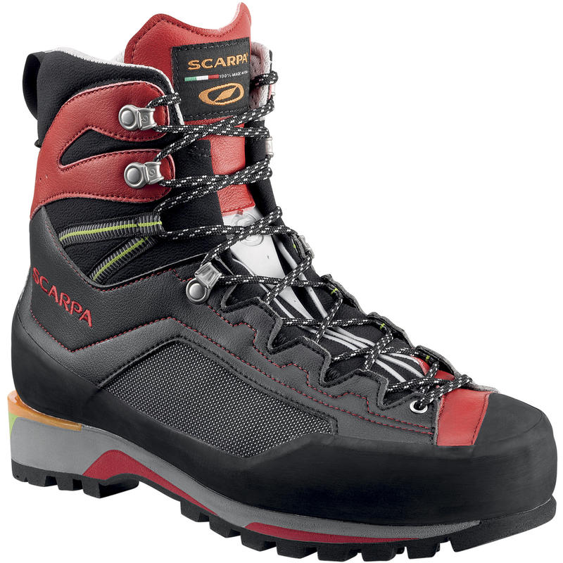 Rebel GTX Mountaineering Boots Black