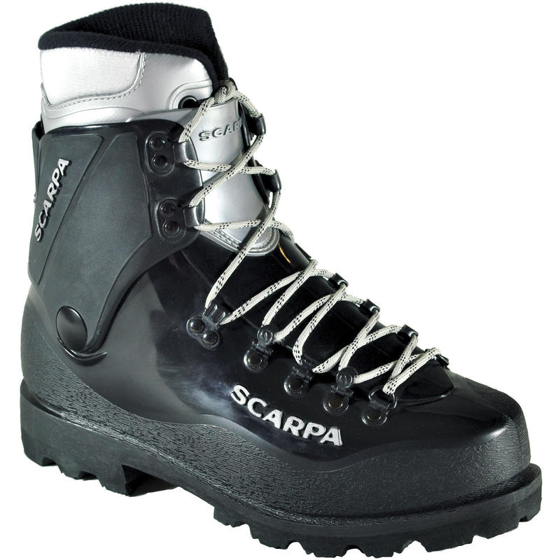 Inverno Mountaineering Double Boots Black