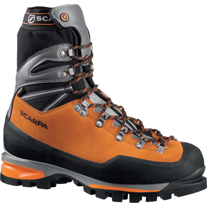 Mont Blanc Pro GTX Mountaineering Boots Mango