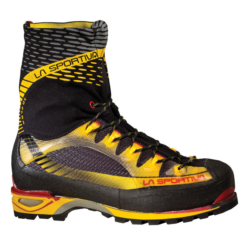 Trango Ice Cube GTX Boots Black/Yellow