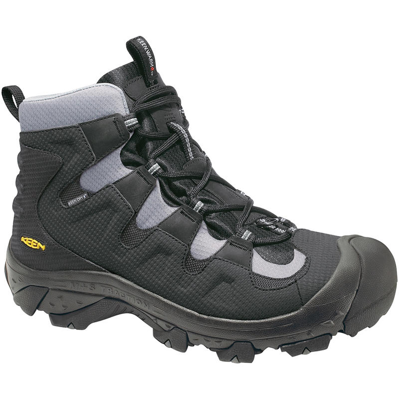 Growler Winter Boots Black