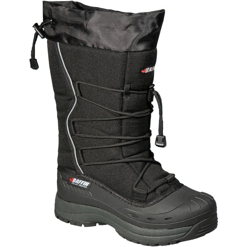 Snogoose Winter Boots Black