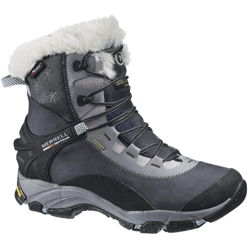 Thermo Arc 8 WTPF Winter Boots Charcoal