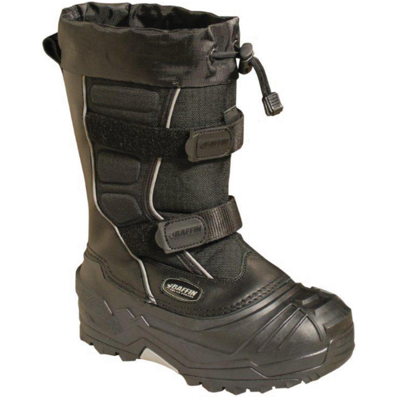 Young Eiger Winter Boots Black