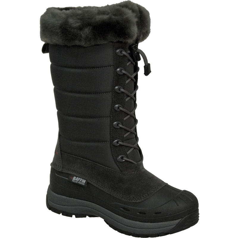 Iceland Winter Boots Grey