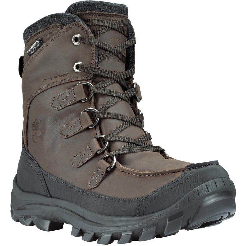 EK Chillberg Tall Waterproof Boots Brown