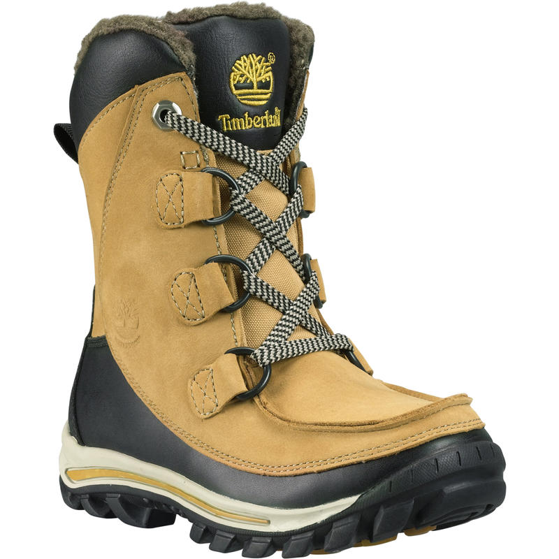 Rime Ridge HP Waterproof Winter Boots Wheat