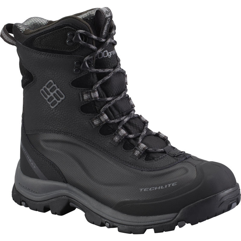 Bugaboot Plus II Omni Heat Boots Black/Charcoal